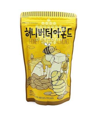 【保稅直發】韓國Tom's Farm蜂蜜黃油杏仁250g/袋 兩件起售