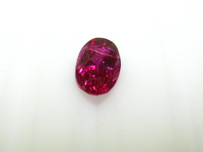 【Texture & Nobleness 低調與奢華】100%天然無處理 無燒紅寶石 緬甸紅寶石 1.43克拉