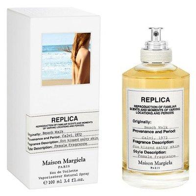 免稅代購 | MMM Maison Margiela replica 香水 Beach Walk 沙灘漫步 100ml