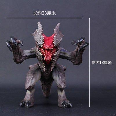 清倉【NECA】NECA 環太平洋2 雷神 怪獸