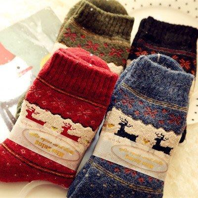 不挑款 限時限量出清 日本兔毛短襪 羊毛短襪 毛混短襪 保暖毛襪 米奇圖案 日本女士秋冬襪子 中老年居家保暖襪