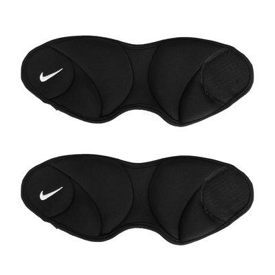 NIKE ANKLE WEIGHTS 2.5LB/1.1KG腳踝加重器(健身「N1000814010OS」≡排汗專家≡