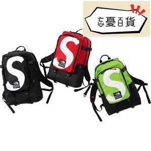 【忘憂百貨】Supreme The North Face S Logo Backpack 後背包 3色 現貨