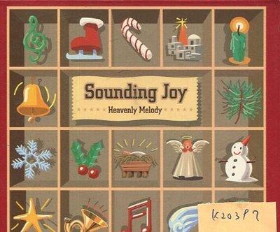 *真音樂* SOUNDING JOY / HEAVENLY MELODY 二手 K20397