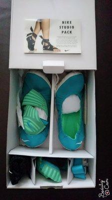 NIKE 瑜伽/有氧/韻律/芭蕾多用途鞋