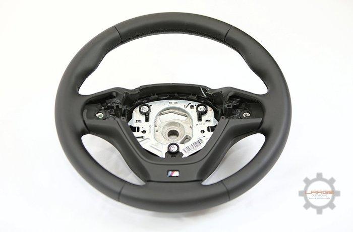 【樂駒】BMW 原廠 M SPORT 方向盤 X3 F25 X4 F26 X5 F15 X6 F16 電子 系統 升級
