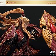 游戲公仔魔獸世界手辦模型 血精靈圣騎士手辦 公仔玩偶模型 游戲周邊禮物