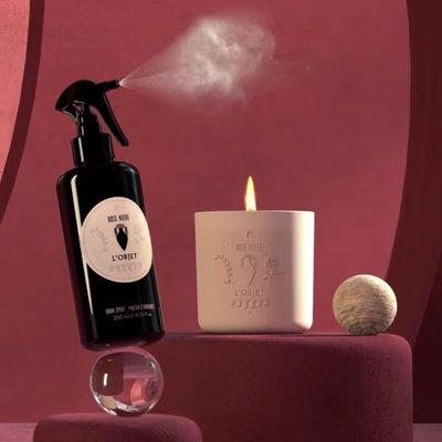 LObjet 絲絨玫瑰 Rose Noire 室內 芳香噴霧 香氛噴霧 250ml 英國代購