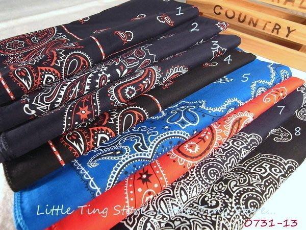 Little Ting Store韓國製造EXO 世勳DONG-A-型男美女嘻哈風變形蟲頭巾領巾手帕棉方巾髮帶