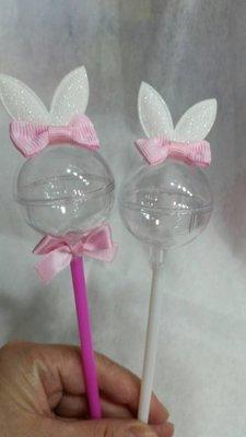 小白兔//兔女郎的兔白色耳朵--有現貨
