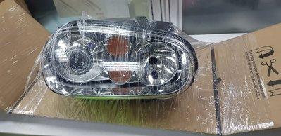 VW GOLF 4代  R32 HID 大燈總成 歐洲產 原廠代工
