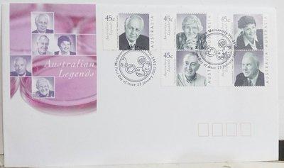 澳洲正品(現貨) - 郵票收藏,首日封及首日專用章