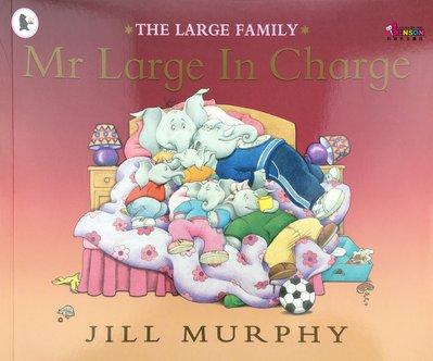 [邦森外文書] 象老爸當家 大象家族系列 The Large Family: Mr Large In Charge
