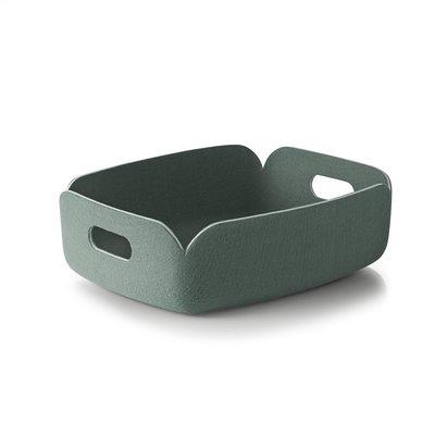 Luxury Life【正品】Muuto Restore Tray 回收 / 收回 收納置物籃 低尺寸款式