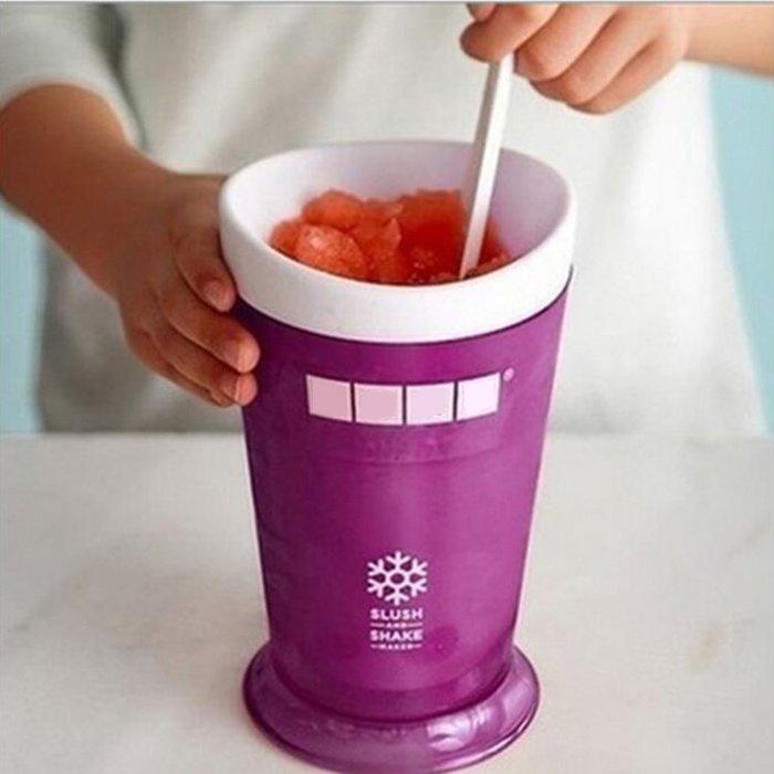 快速冰沙杯速凍杯DIY自製奶昔杯冰淇淋杯