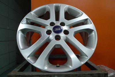 【桃園 小李輪胎】17吋5孔108 福特 FOCUS 原廠 中古鋁圈 FOCUS MONDEO VOLVO Jaguar