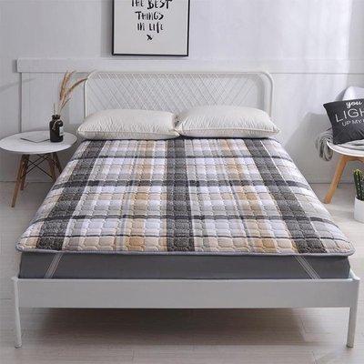 薄款床墊墊子1.8m床2米雙人墊被1.5家用床褥褥子防滑保護墊  全館免運