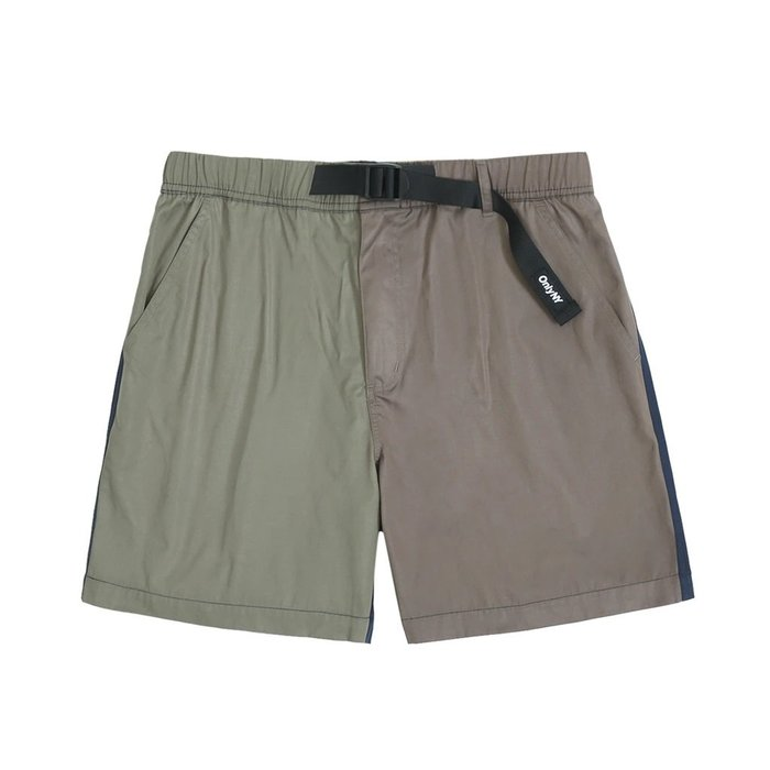 { POISON } ONLY NY HIKING SHORTS 戶外感腰帶短褲