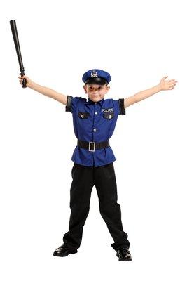 乂世界派對乂萬聖節服裝,萬聖節服飾,變裝派對,兒童變裝服 / 警察服裝/ 兒童警察/帥氣小男警