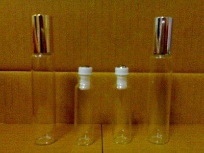 玻璃滾珠瓶.玻璃滾輪瓶(精油.香水用)另有茶色.透明(本賣場30支610元含運)5g