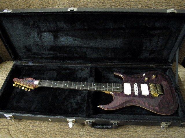 ☆ 收藏出讓︵☆美廠 Zion Classic 2000 電吉他