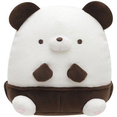 Hamipa熊貓 填充玩偶 S San-X Japan 日本