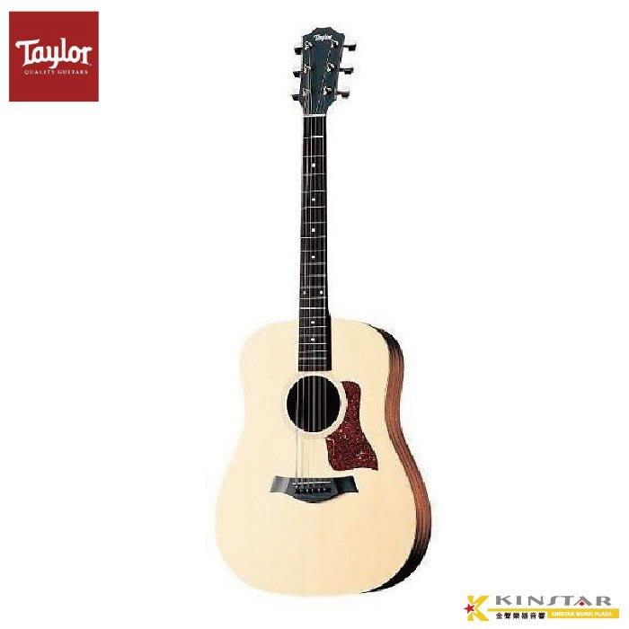 【金聲樂器】Taylor BBT Big Baby 美國品牌手工單板吉他附美國原廠琴袋