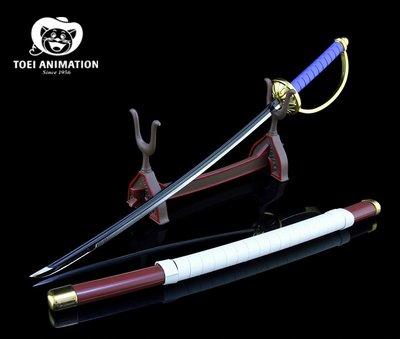 【現貨 - 送刀架】『 比斯塔 』26cm 武器 航海王 海賊王 模型 台北市