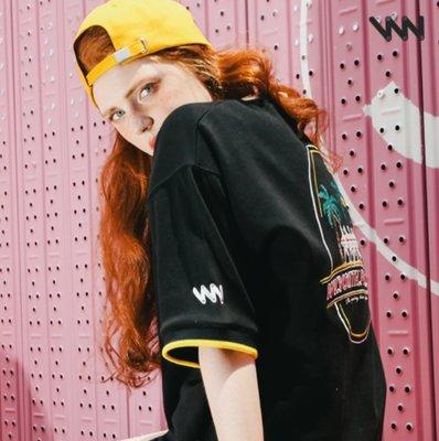 【艾利洋行】( WV PROJECT ) Summertime T-Shirts 棕櫚樹 短袖上衣 MJST7092