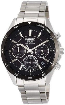 日本正版 SEIKO 精工 WIRED AGAD087 男錶 男用 手錶 日本代購