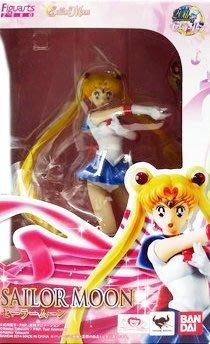 日本正版 萬代 figuarts zero 美少女戰士 月光仙子 水手月亮 月野兔 模型 公仔 日本代購