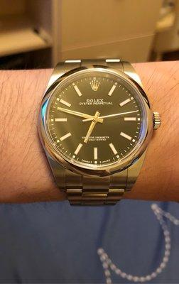 Rolex勞力士114300蠔式恆動