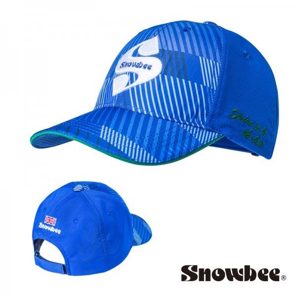 藍鯨高爾夫 Snowbee 高爾夫運動帽 (寶藍/可調) #GB101366525