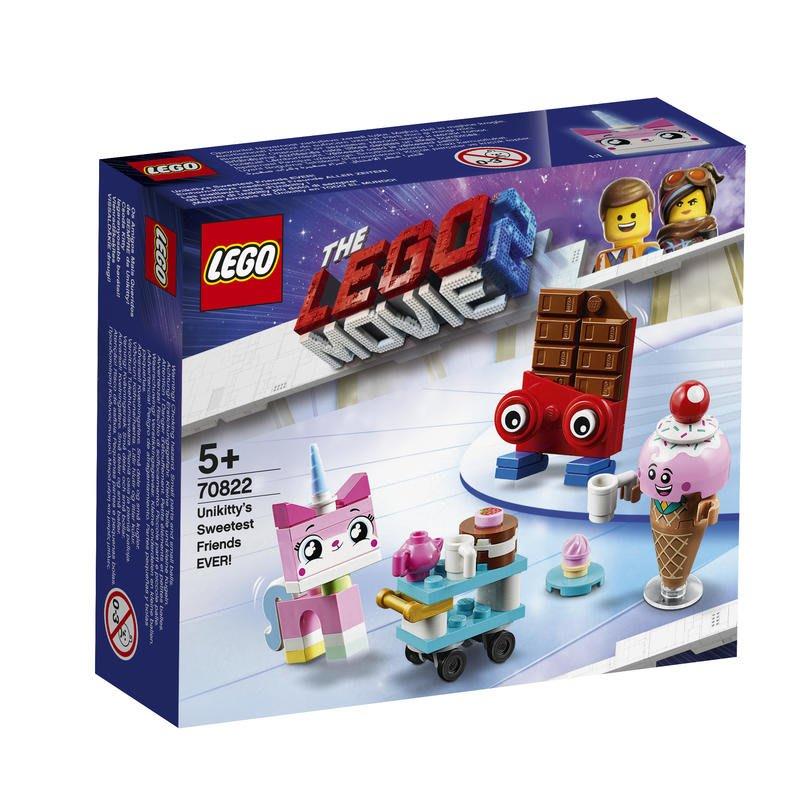 【樂GO】LEGO 樂高 70822 Unikittys Sweetest Friends EVER 原廠正版
