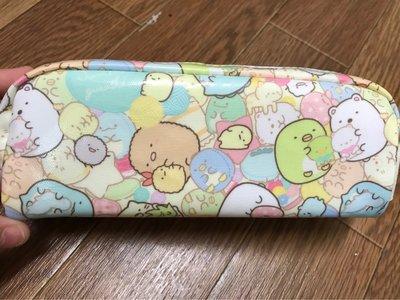 喬依絲日貨???? ???? san-x 角落生物 愛心系列 鉛筆盒 筆袋 鉛筆袋 收納袋 化妝包 筆袋