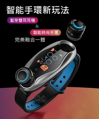 T90 二合一智能手環  無線耳機  ...