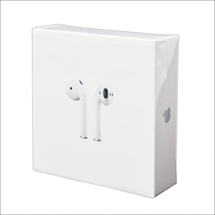 【現貨供應】Apple-AirPods (第2代)  台灣蘋果原廠公司貨 - 周董的店(彰化、台中可面交)