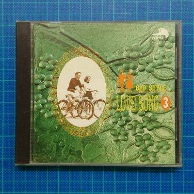 OLD STYLE LOVE SONGS 3 日本製