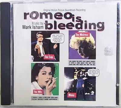 J2040 romeo is bleeding    電影原聲帶 / 美國版 / 保存新