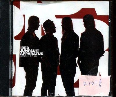 *真音樂* RED JUMPSUIT APPARATUS / 二手 K1018  (清倉.下標賣3)