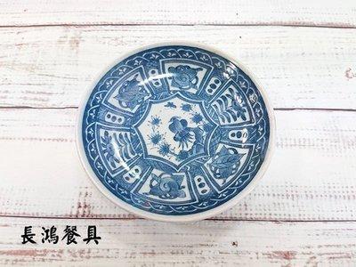 *~長鴻餐具~*日本製  3.5皿 間...