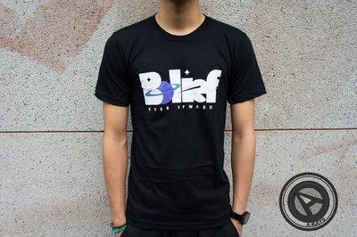 【A-KAY0】BELIEF EXPLORATION TEE 短T 黑【BLF3002BK】
