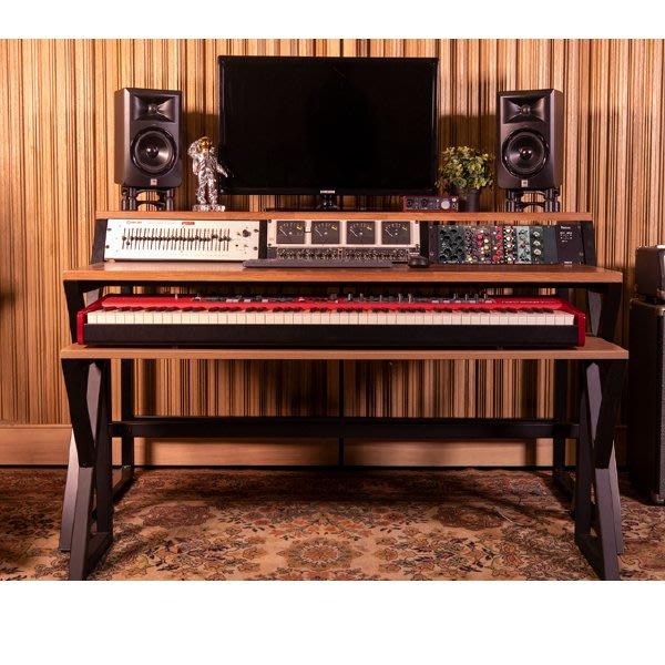 ☆唐尼樂器︵☆分期免運 BACKBONE Headquarte 音樂工作站 人體工學 專業錄音桌 錄音室工作桌