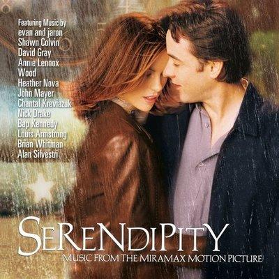《絕版專賣》美國情緣 / Serendipity 電影原聲帶