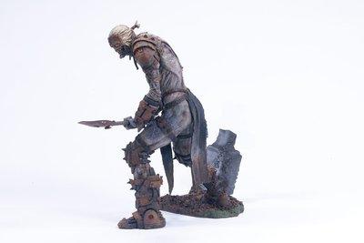 全新未拆 麥法蘭 McFarlane SPAWN 28 代 獨臂(斷臂)掘墓者 Grave Digger