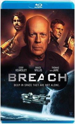 【藍光影片】異星危機 / 異種獵殺 / Breach (2020)