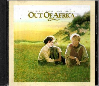 遠離非洲Out of Africa-電影原聲帶