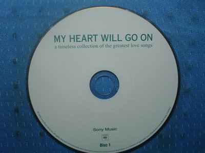 [無殼光碟]FJ My Heart Will Go On  CD1 + CD2 + CD3