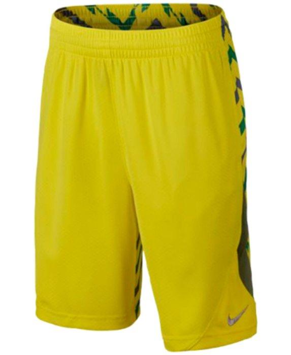 NIKE 男童運動短褲 尺寸S.  L # DRI-FIT