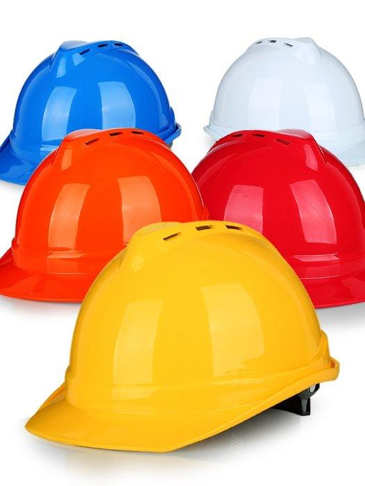 預售款-高強度安全帽工地施工男領導透氣頭盔建筑工程加厚勞保男印字#安全帽#安全用品#工地安全帽#防護用品